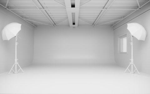 白ホリスタジオの画像