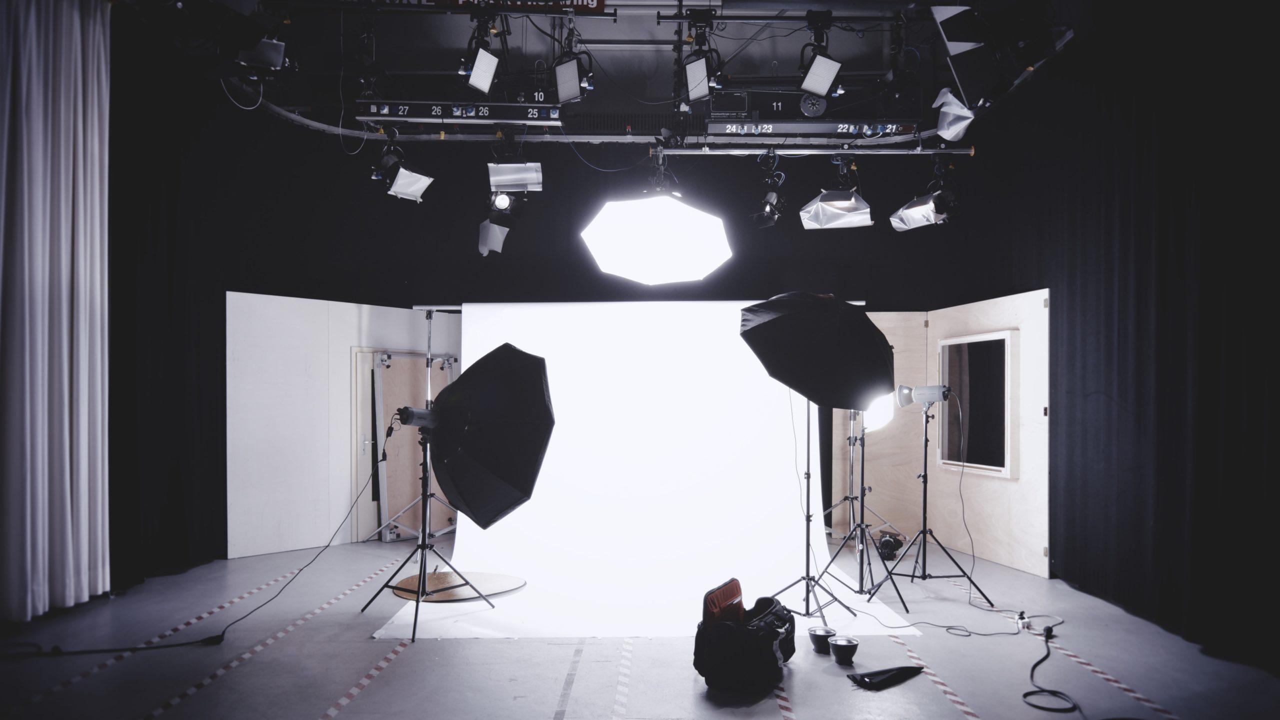 白ホリスタジオのイメージ画像