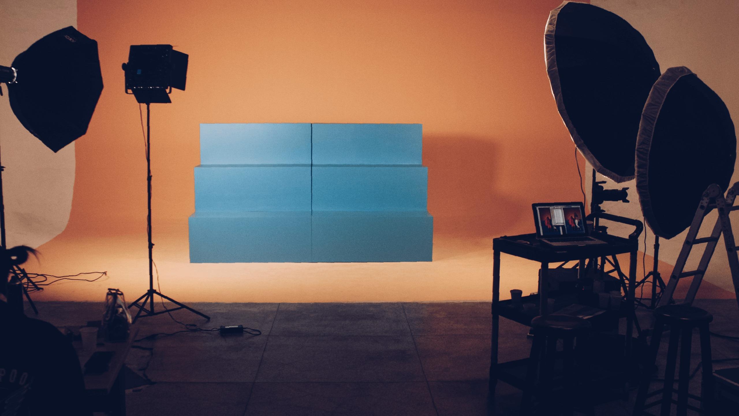 撮影スタジオのイメージ画像