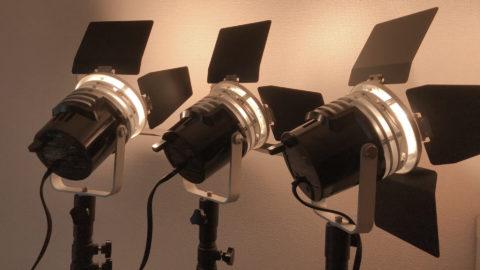 スタジオ撮影には欠かせない!ジェネレータータイプのストロボについて