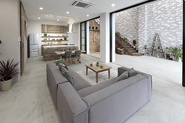 Pia33 style house~風の家~
