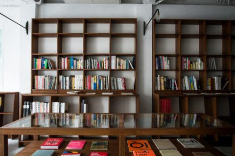 HEFT BOOK&COFEE STAND