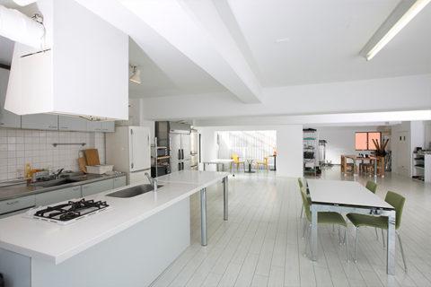 パオラスタジオ・恵比寿 Kitchen-α st