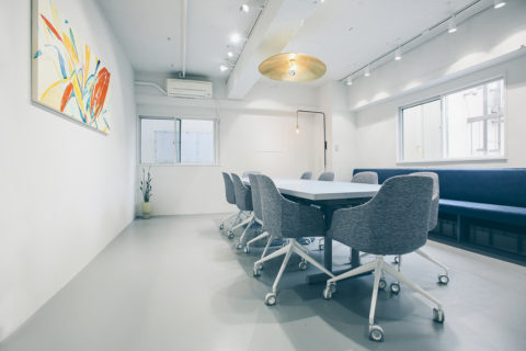 Studio 5th NAKAMEGURO Meeting Room