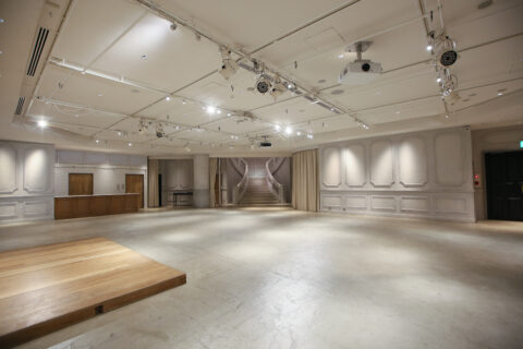 TRUNK BY SHOTO GALLERY 【1F Banquet】